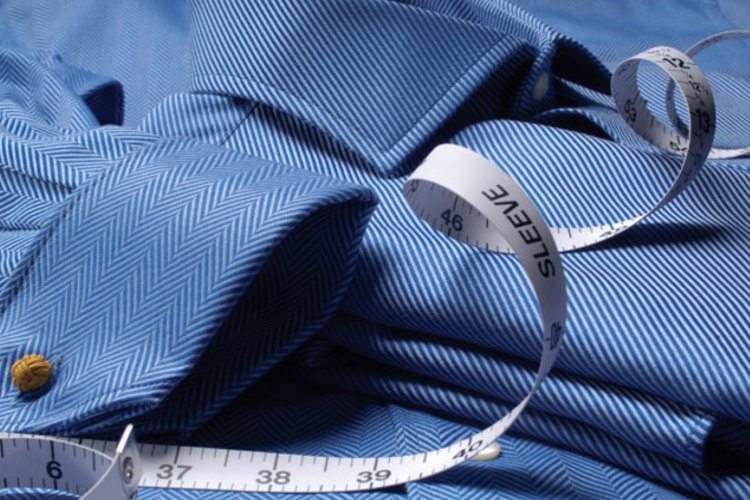 Measure your shirt